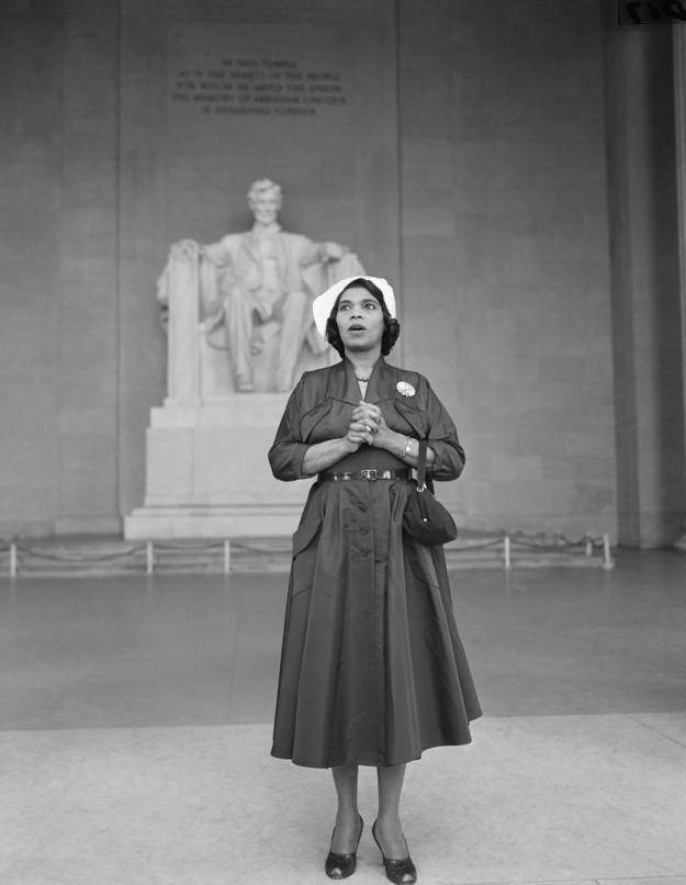 Marian Anderson Biography 7