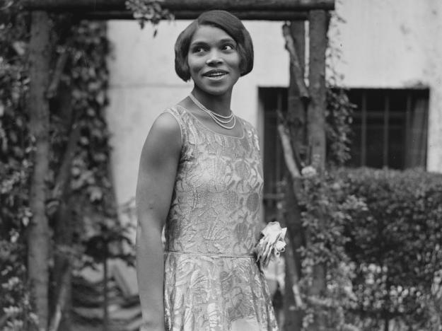 Marian Anderson Biography 8