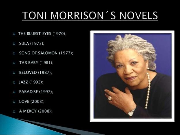 Toni Morrison Biography 3