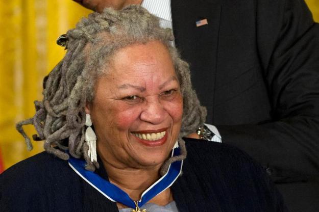 Toni Morrison Biography 8