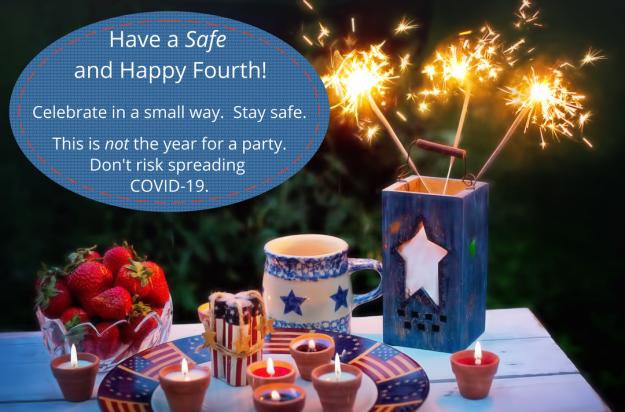 Safe Fourth July